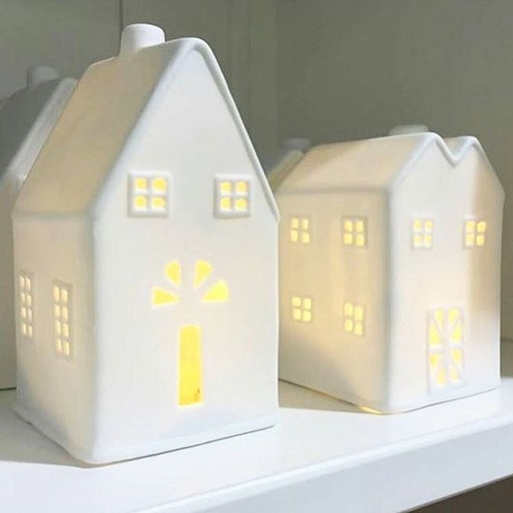 Arn't the #georgeandco #unglazed #porcelain #led #houses #gorgeous photo by @melissarowell #lightup #lamps #kidsroom #kidsdecor #or for the #home #bathroom #bedroom #yourroom #anyroom #supercute $14.99 over at cheekyraskal.co.nz