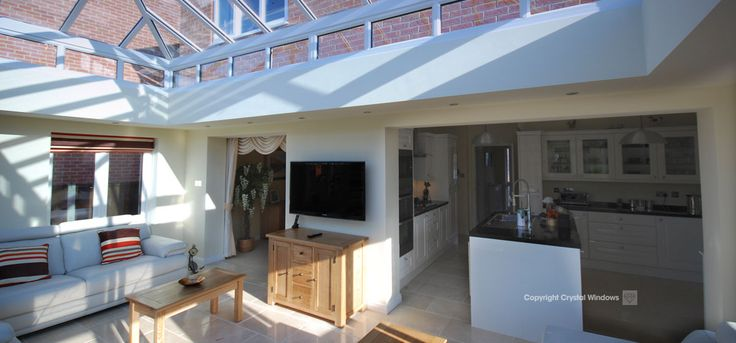 Orangery kitchen extension, Runcorn