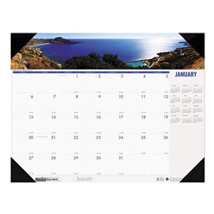 The  Best Desk Pad Calendar Ideas On   Desk Calendars