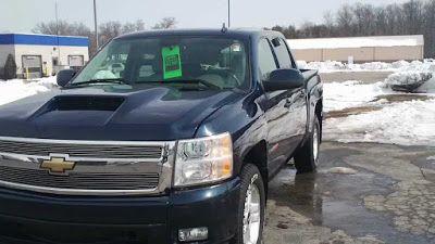 2007 chevy silverado for sale