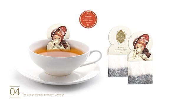Tea Et Al Packaging on Behance