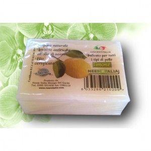 sapone neem limone