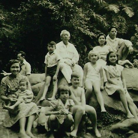 Dago Waterval 1948