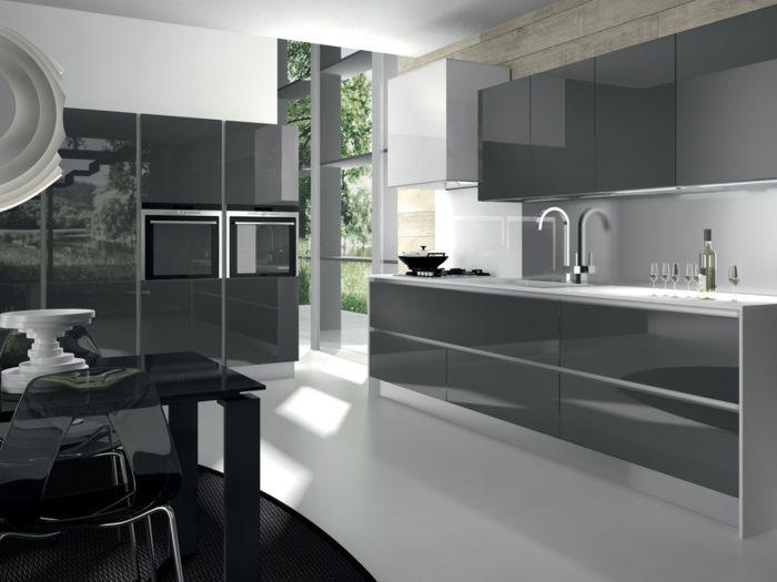 90 best Küchen images on Pinterest Kitchen modern, Home kitchens - küchen modern design