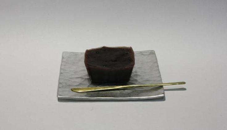 鍛金家 稲垣大さんによる菓子皿と菓子切り作りのワークショップ