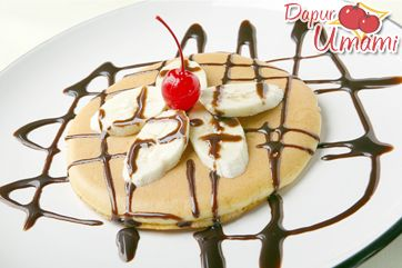 Pancake Labu Kuning
