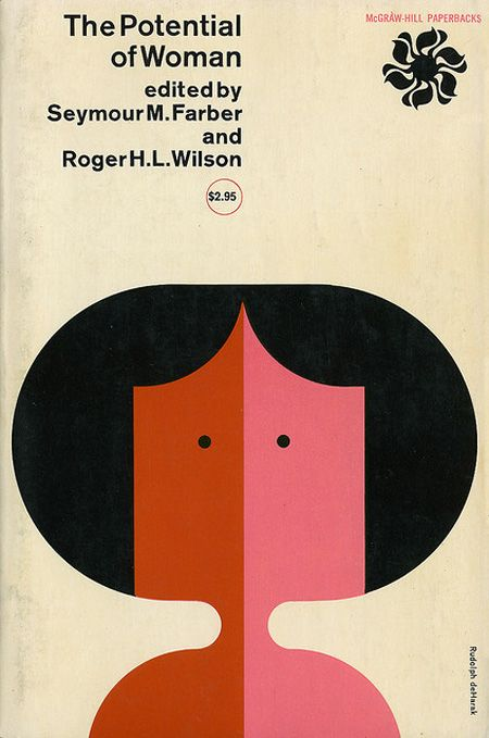 potential...graphic advertising, Rudolph de Harak, 1960's