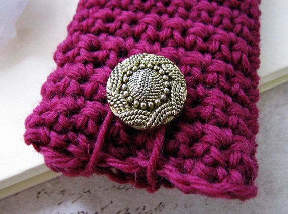 Crocheting Gadgets : ... Crochet iPhone and Gadget Cozy Ideas, Crochet and The ojays
