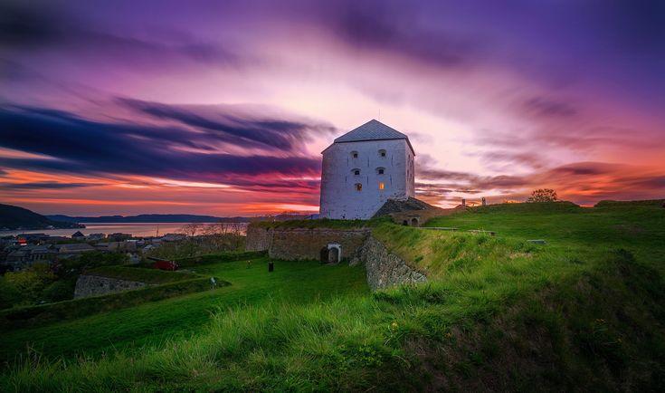 Kristiansten Festning (Fortress), Trondheim by Aziz Nasuti on 500px