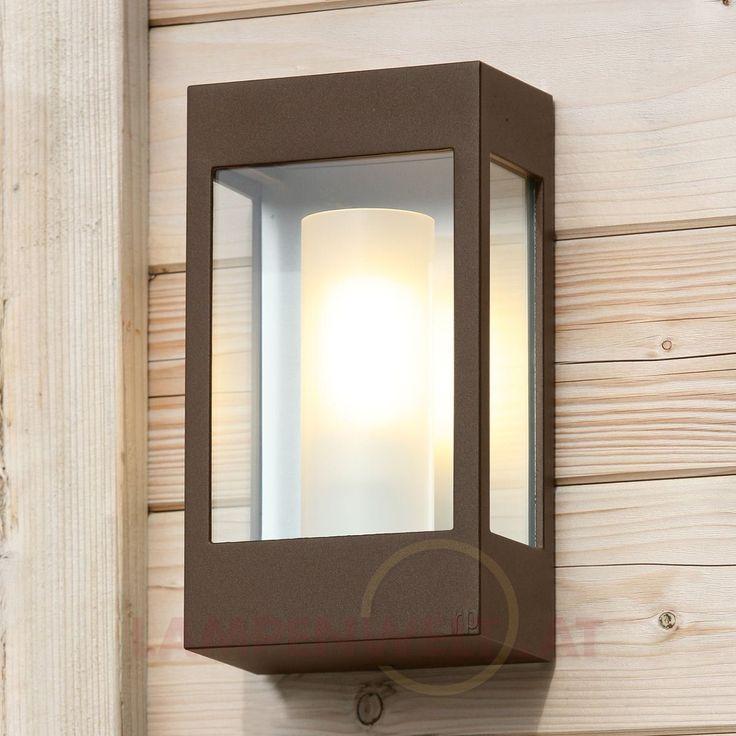 Beautiful Wandleuchte Brick f r innen und au en online kaufen bei Lampenwelt at Mehr als Lampen online Kostenloser Versand ab innerhalb sterreichs