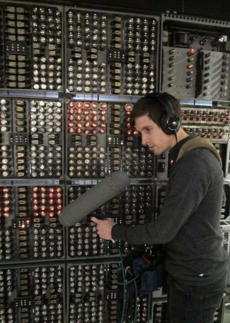 Matt Parker's New Electronic Music Uses Sounds of Computing