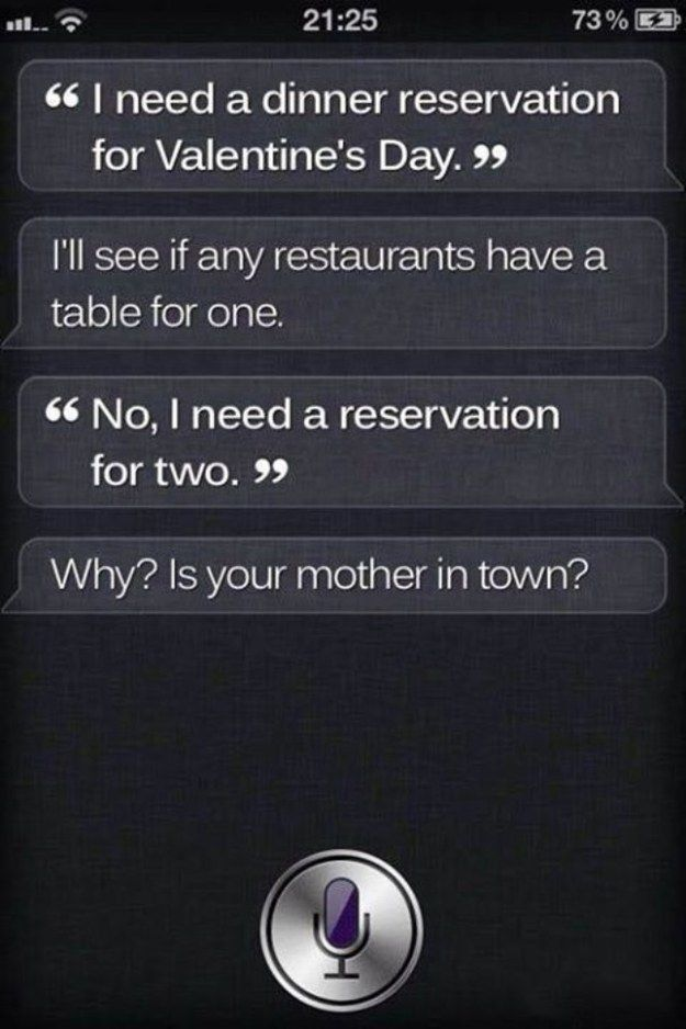 Funny fail - You cannot be Siri-ous!
