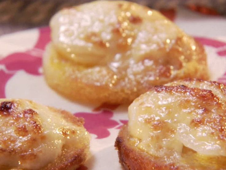 Parmesan Cheese Rounds from FoodNetwork.com
