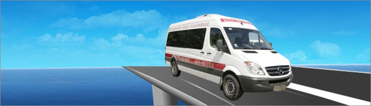 Keys Shuttle - for transportation from Miami and Ft. Lauderdale Airports to/from the Florida Keys.