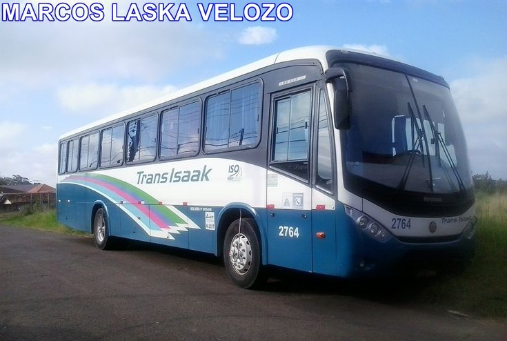 ÔNIBUSLÂNDIA: Ônibus Rodoviário MARCOPOLO Ideale 770 Sobre o Cha...