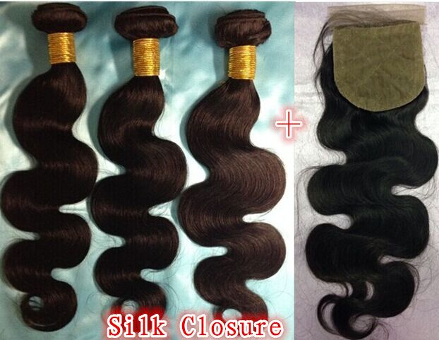 Silk Base ᑐ Closure With Bundles Unprocessed Brazilian Virgin Hair With Closure Body ④ wave 4Pcs/Lot Human Hair With Silk ClosurSilk Base Closure With Bundles Unprocessed Brazilian Virgin Hair With Closure Body wave 4Pcs/Lot Human Hair With Silk Closur http://wappgame.com