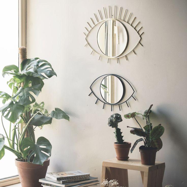 6 Conseils A Suivre Pour Agrandir Un Petit Salon Miroir Mural