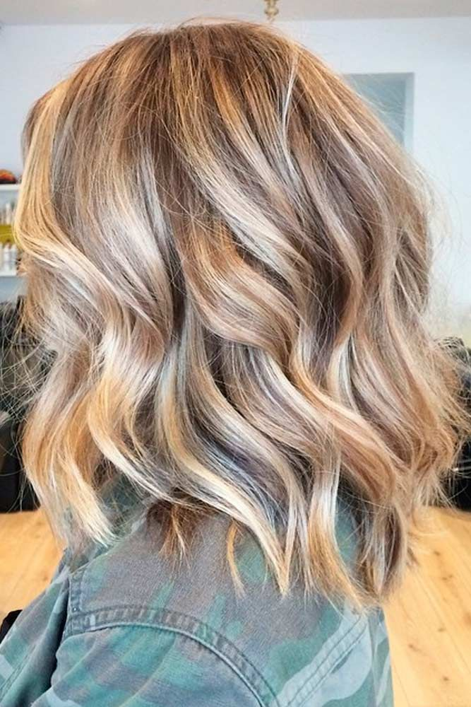 33 Chic Medium Length Layered Hair