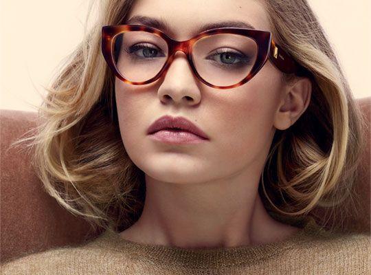 Gigi Hadid - Max Mara Eye Glasses