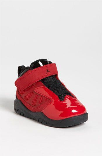 Nike 'Jordan Flight Team 11' Basketball Shoe (Baby, Walker & Toddler) available at Nordstrom