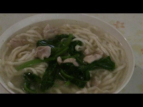 Interesting Chinese Chicken Noodle Soup  (Home Made Chinese Soup)  Traditional Chinese Cooking http://epicchickenrecipes.com Check more at https://epicchickenrecipes.com/chicken-noodle-soup-recipe/chinese-chicken-noodle-soup-home-made-chinese-soup-traditional-chinese-cooking-httpepicchickenrecipes-com/