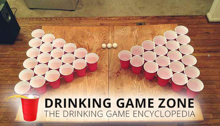 ar is probably my favorite drinking game, given its competitive, fast-paced nature. It's probably best suited for when you're renting a spot...
