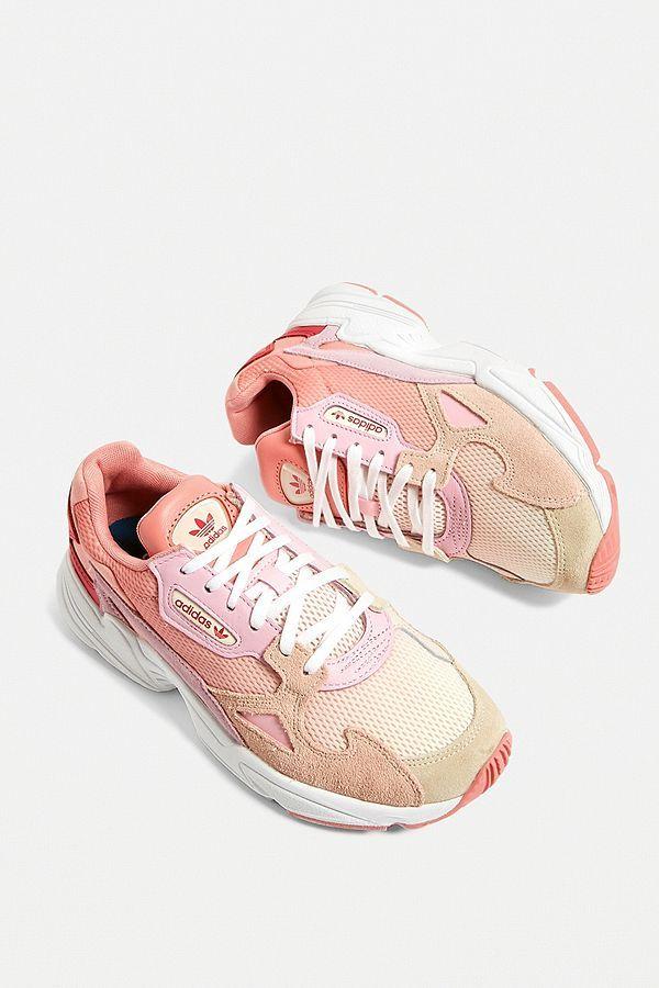 adidas Originals Falcon Pink Trainers