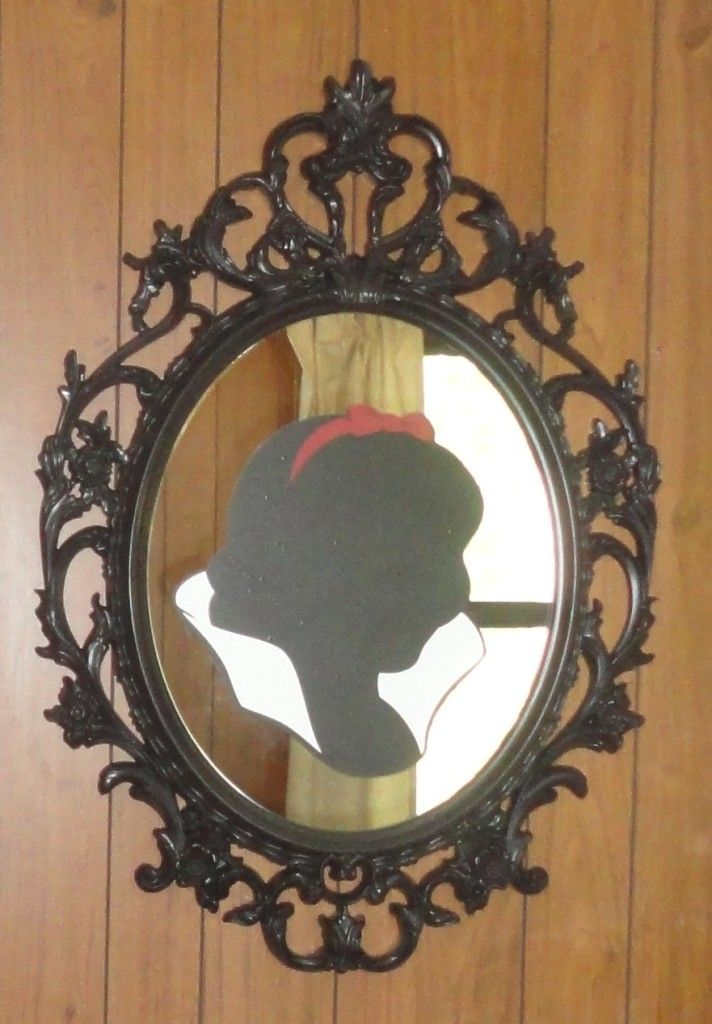 best 25  snow white mirror ideas on pinterest