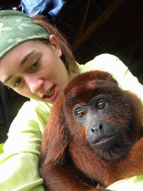 IVHQ volunteer Lauren Holevis-Wilson (Jungle Conservation, Peru - Cusco) - @Laura Gustafson