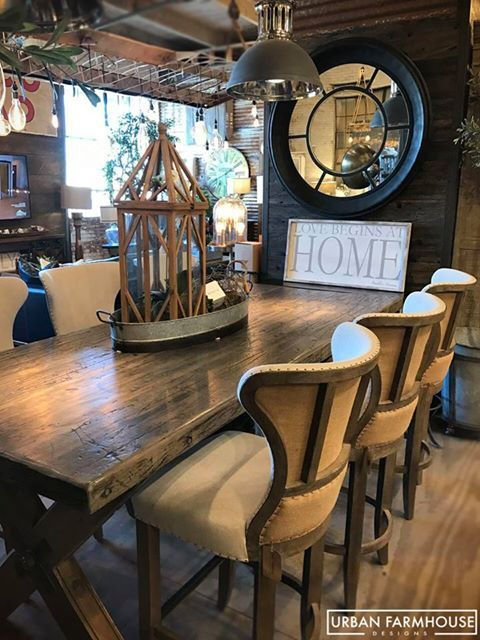 Urban Farmhouse Designs Is A Made For HGTV Company Located In OKC Their Rags To Riches Story Prove The American Dream Still Alive And Kicking