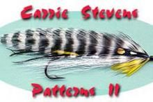 Finnish fly tyer Rane Olsen decided to tie all 93 Carrie Stevens streamer patterns mentioned in Graydon R. Hilyard and Leslie K. Hilyard's book on her and the flies.