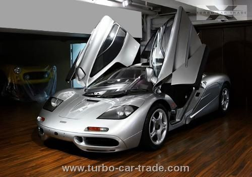 McLaren F1 for sale in Basel, Switzerland | What One Million Dollars Buy