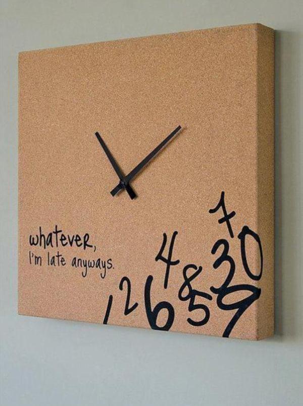 Creative Whatever Wall Clock
