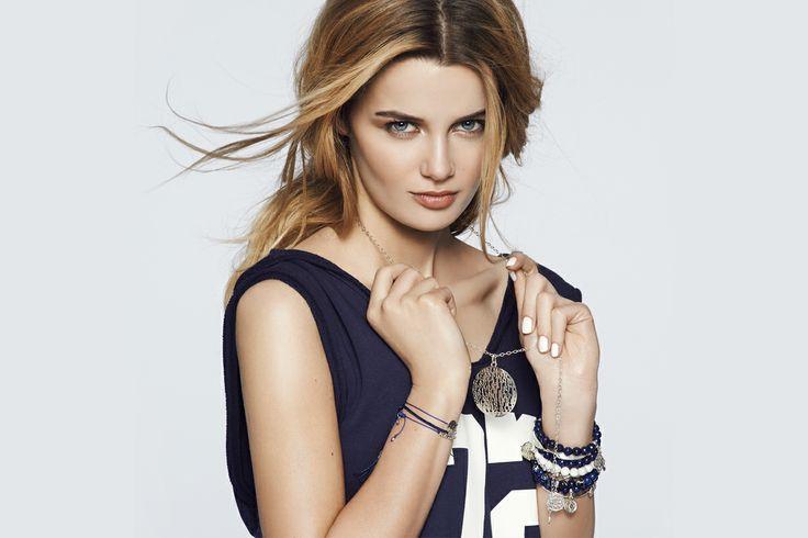 Kolekcja Wiosna/Lato 2014 #bracelet #mokobelle #nude #bransoletka #spring #fashion #collection #jewelry #jewellery #accessories #summer #2014 #pastel #necklace #earings