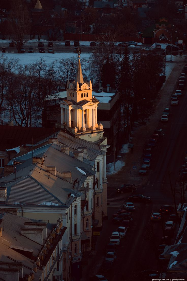 Voronezh from the height 61