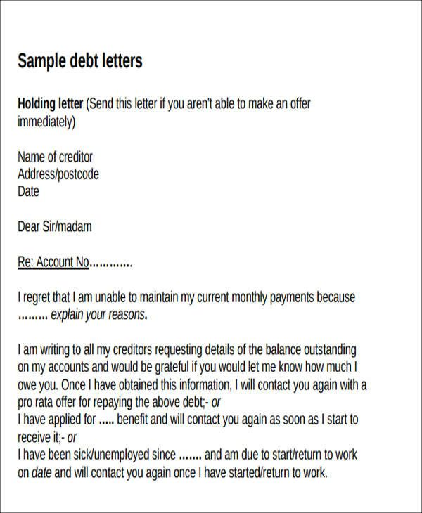 11 Late Payment Letter Templates Business Letter Template