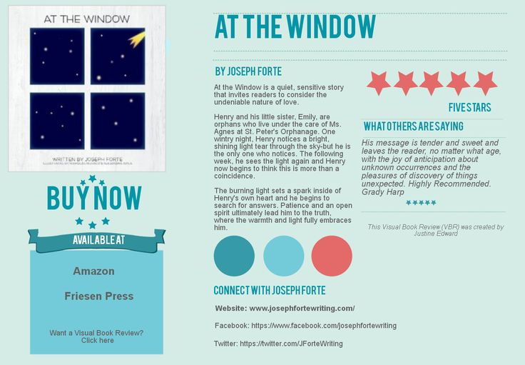 #At the #Window by #Joseph Forte Has your child lost someone close to them? This beautiful book will help them to see that they are always connected. #Best #kids #book for #Christmas #gift