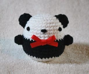 Amigurumi Little Bigfoot Panda : uber 1.000 Ideen zu ?Crochet Panda auf Pinterest ...