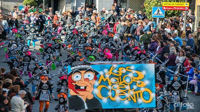 El Ayuntamiento de Jaraíz de la Vera, hace balance de la participación, la implicación y labor de todos aquellos que han formado parte del Carnaval 2017.