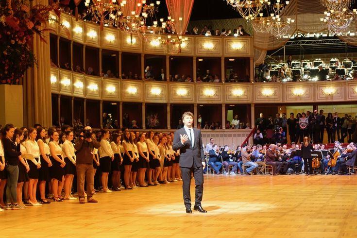 Jonas Kaufmann - Wiener Opernball 2017