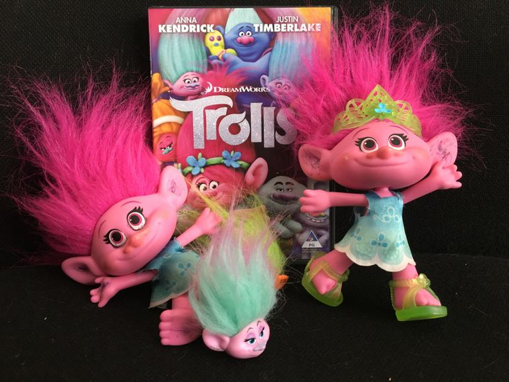 As soon as the Trolls movie came out, we went to watch it at the movies. You can read my review of that here. As I predicted, my house is now littered with troll toys, towels, caps, t-shirts, sungl…