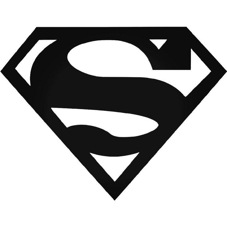 Bien-aimé Les 25 meilleures idées de la catégorie Logo superman sur  GK84