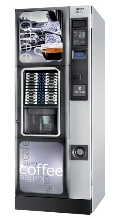 Sensation Café assure, avec professionnalisme, la gestion et l'exploitation de #distributeurs #automatiques de #boissons-chaudes