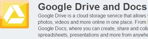 Learn how to use Google Drive and Google Docs