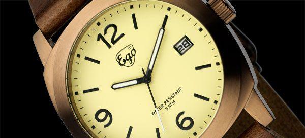 Ego Vintage – um relógio para os sonhadores