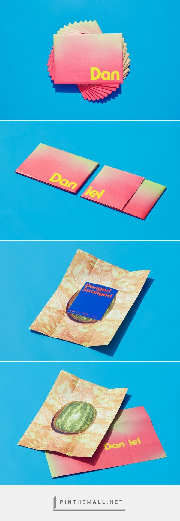 Daniel Ehrenworth on Behance... - a grouped images picture - Pin Them All