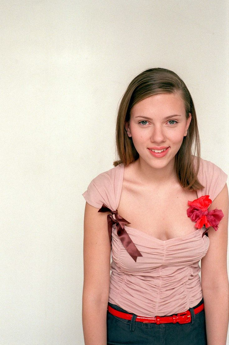 21 Best Scarlett Johansson Cute Babyyoung Photos Images -8270