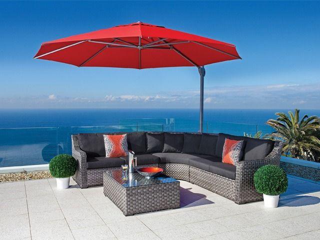 Shade Australia | Savannah Umbrella - Outdoor Umbrellas