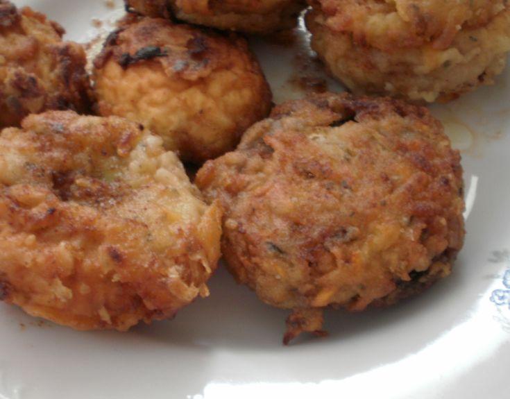 Reteta culinara Ciuperci pane de post din Carte de bucate, Aperitive. Specific Romania. Cum sa faci Ciuperci pane de post