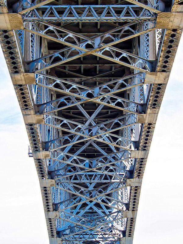 Ross Island Bridge, Portland, Oregon